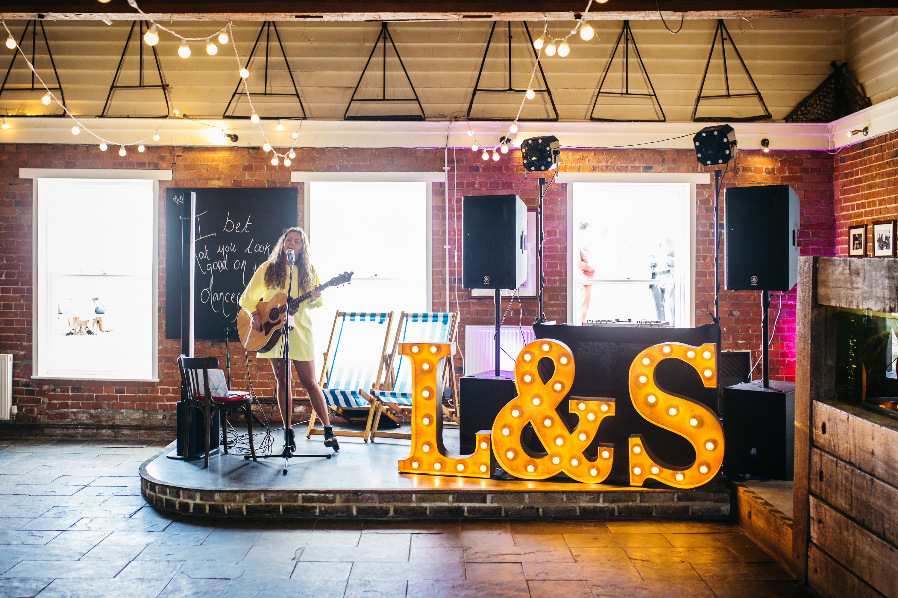 Wedding in Whistable, Kent