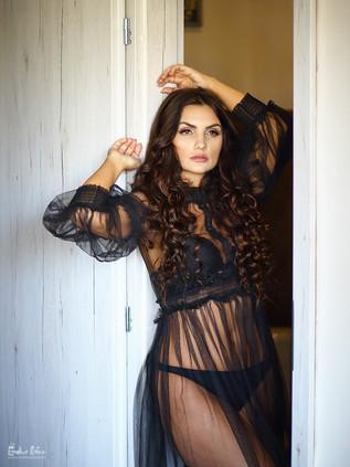 Kristína Mečko -  foto pre Playboy
