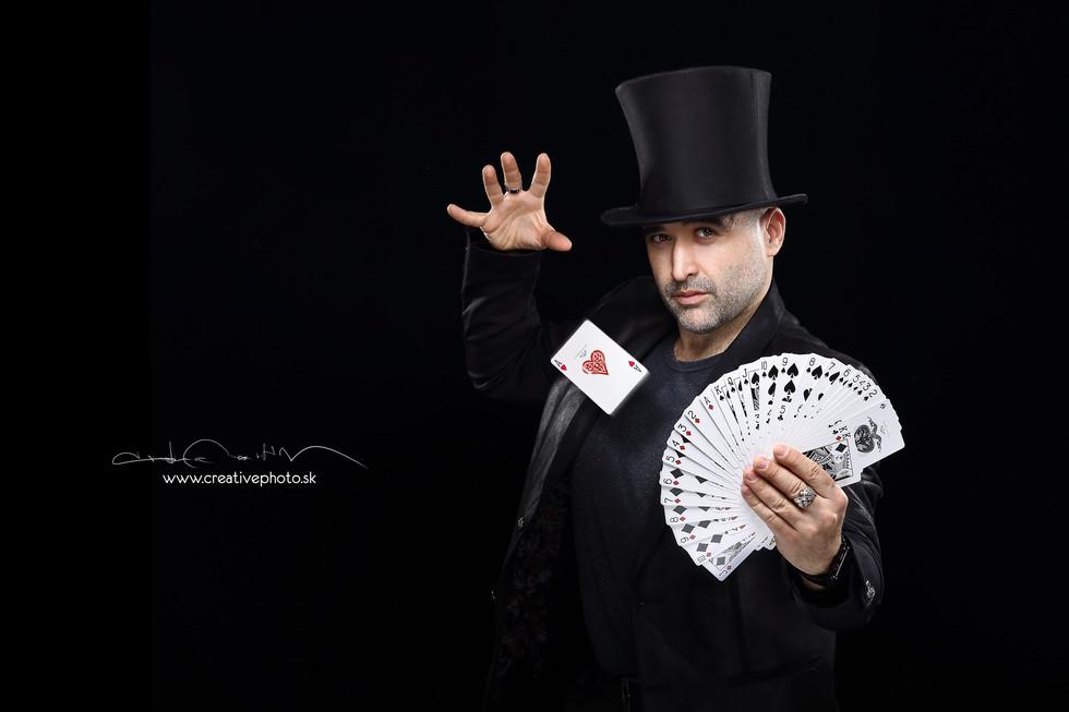 kúzelník talostan