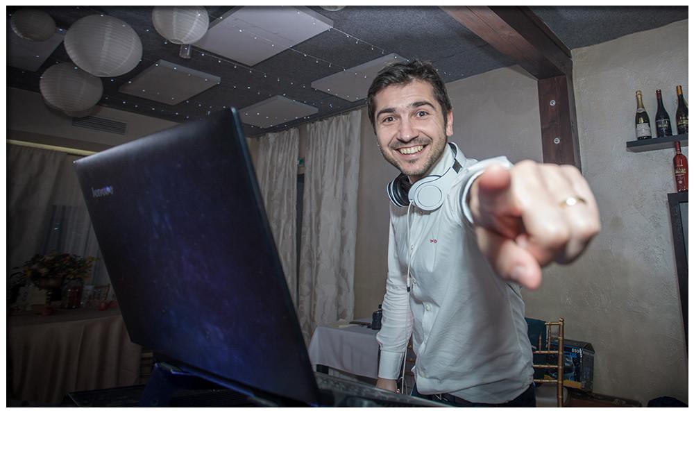 DJ/moderátor Ján Šiller