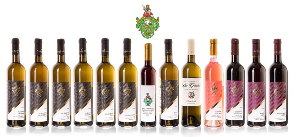 fotenie pre Rodinné vinarstvo Ďurík - Opatovská nová Ves