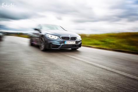 Testovacie jazdy BMW pre RIJA Bavaria NR