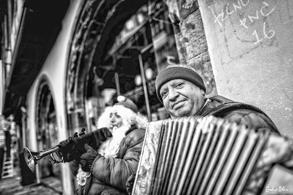 muzikanti - Strasbourg