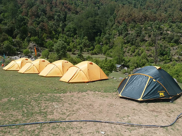 Camping tent Kamiter4