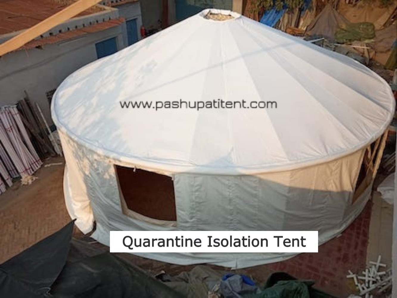Quarantine Isolation tent.jpg