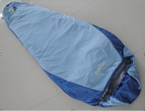 K1 Ultralight Sleeping bag Blue .png