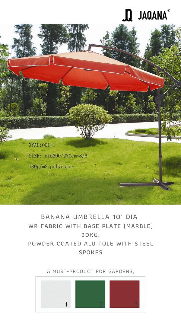 Banana Umbrella manufacturer in Delhi
