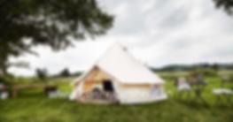 Bell tent by Pashupati Enterprises