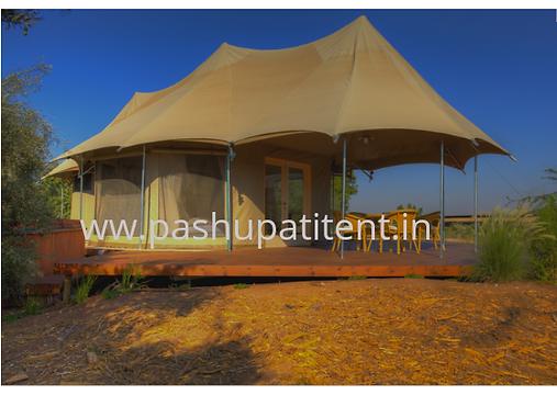 Pashupati Enterprises Exclusive Villa tent
