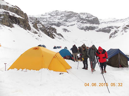 Kamiter Camping tent