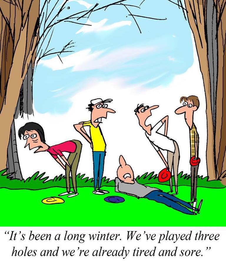 spring golf, sauble golf, sauble beach