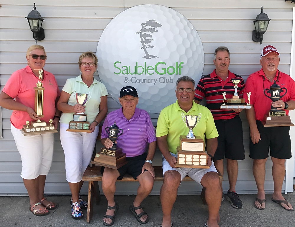 The 2017 Sauble Golf Club Champs