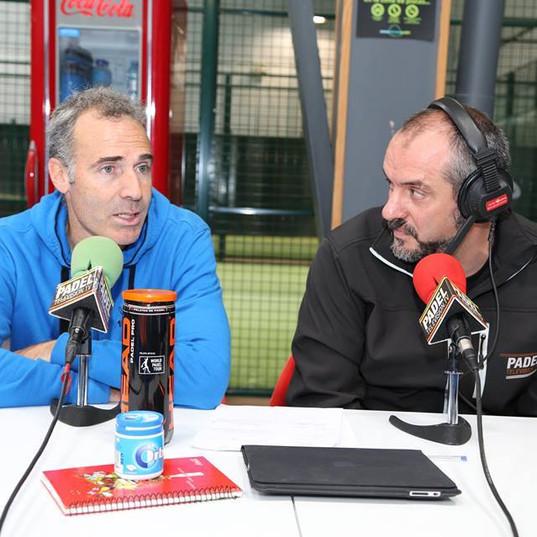 Alex Corretja e Ignacio Sánchez