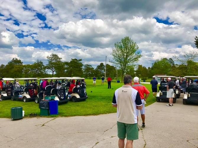 Here Comes Golf Season...finally!