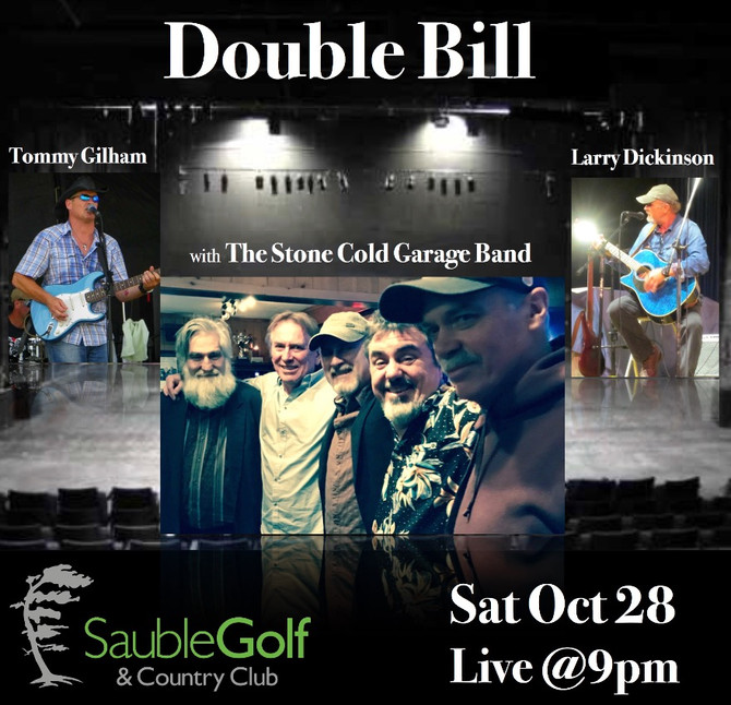 Double Bill just Announced for Oct 28th