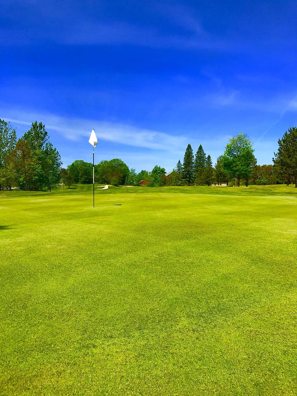 9th Hole, Sauble Golf, Sauble Beach, Ontario,