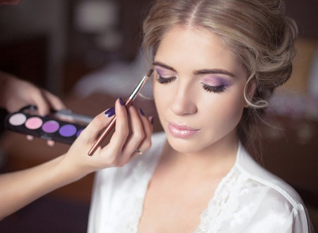 5 cech dobrego makijażu ślubnego