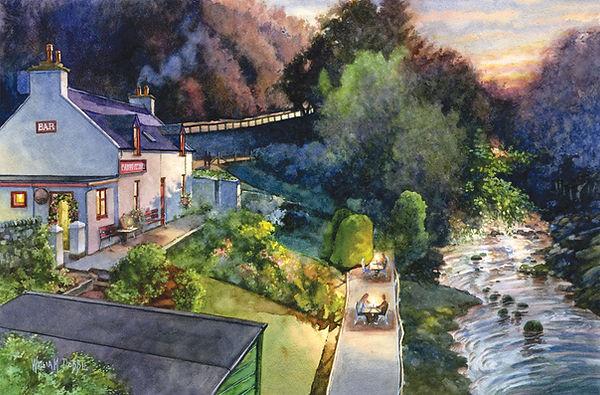 The Fiddich Side Inn William Dobbie