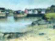 Portsoy Harbour Douglas Heggie