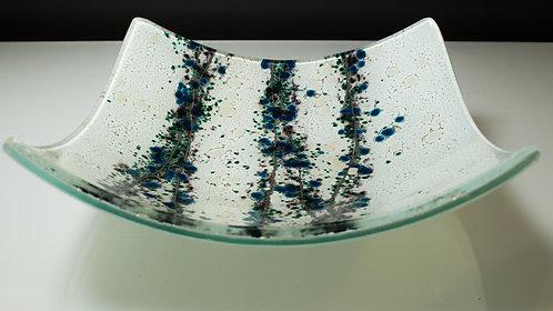 Sentinel - Large Kiln Formed Glass Bowl