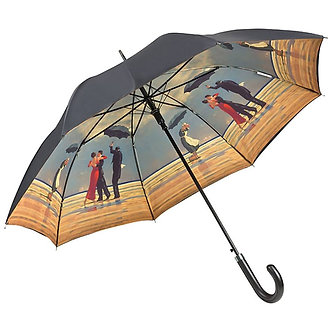 Jack Vettriano's The Singing Butler Umbrella