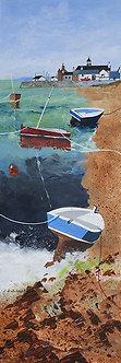 Findhorn Bay, Moray (Print)