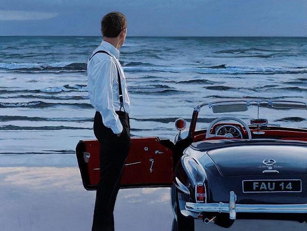 Horizon Ian Faulkner