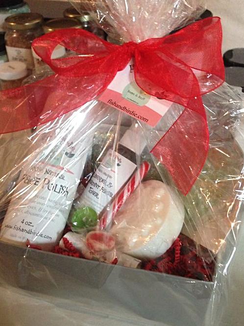 Natural Facial Care Gift Set