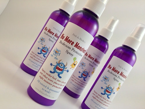 No More Monsters! Bedroom Protection Spray