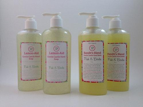 Castile Liquid Hand Soap