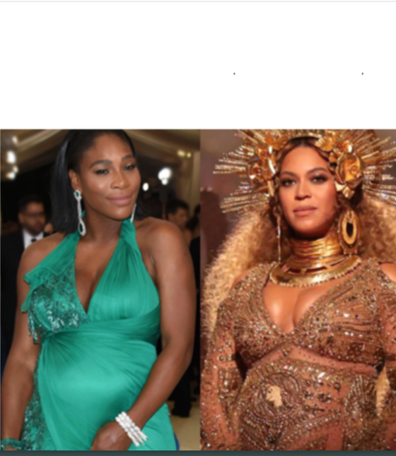 What Beyoncé and Serena Need to Know About Their Pregnancies