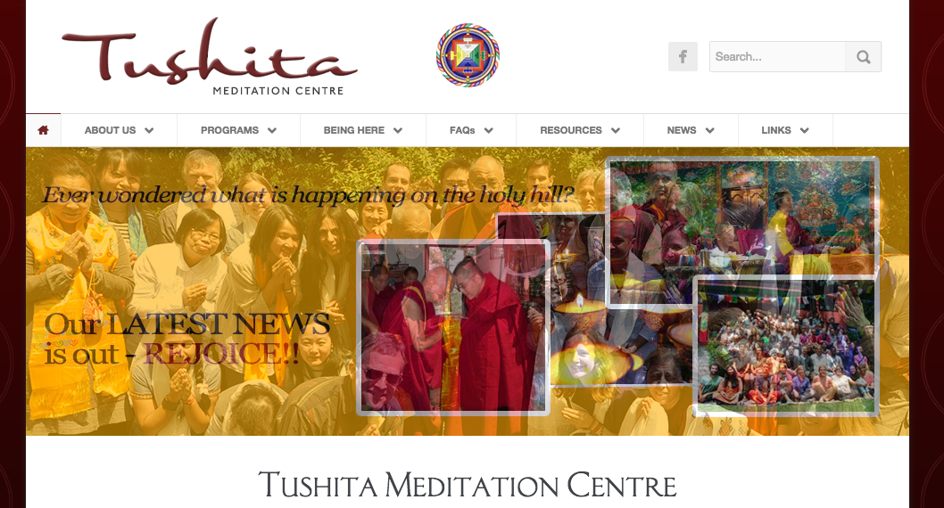 Tushita Meditation Centre