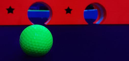 Blacklight Mini Golf III
