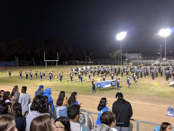 Homecoming Game from Royal Regiment's Perspective