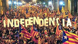 First Anniversary of Catalan Independence Referendum