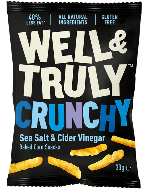 Sea Salt & Cider Vinegar 30g