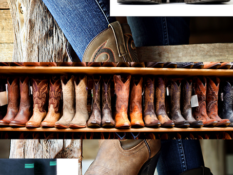 Back To Boots (Because Who Doesn't LOVE Boots?)