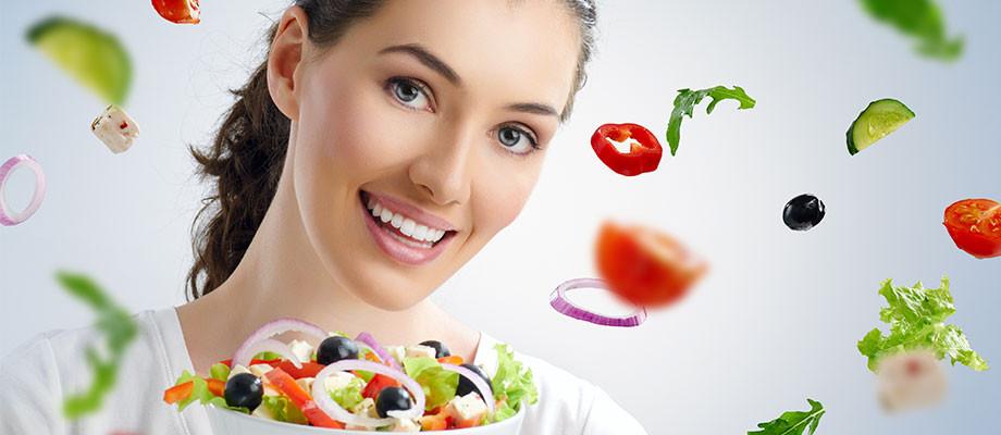 Hacia un equilibrio con la comida