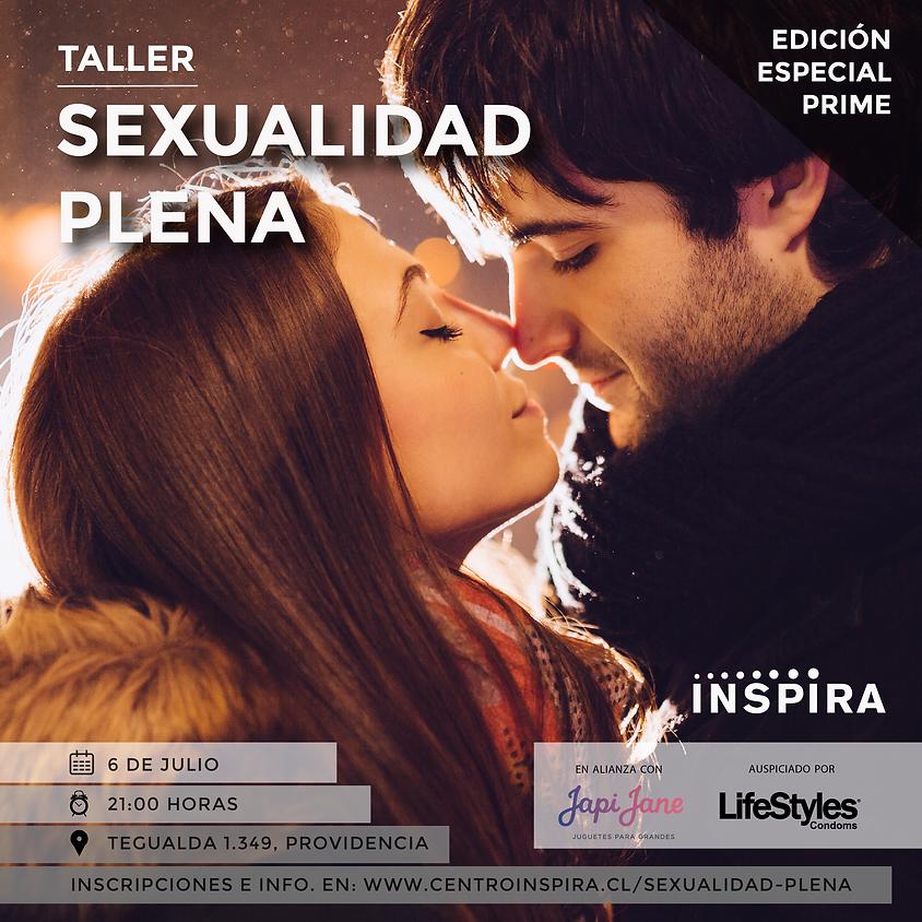 Taller Gratuito: Sexualidad Plena (Edición Prime)