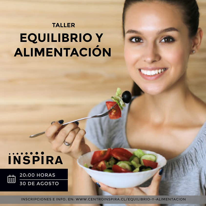 Taller Gratuito: Equilibrio y Alimentación