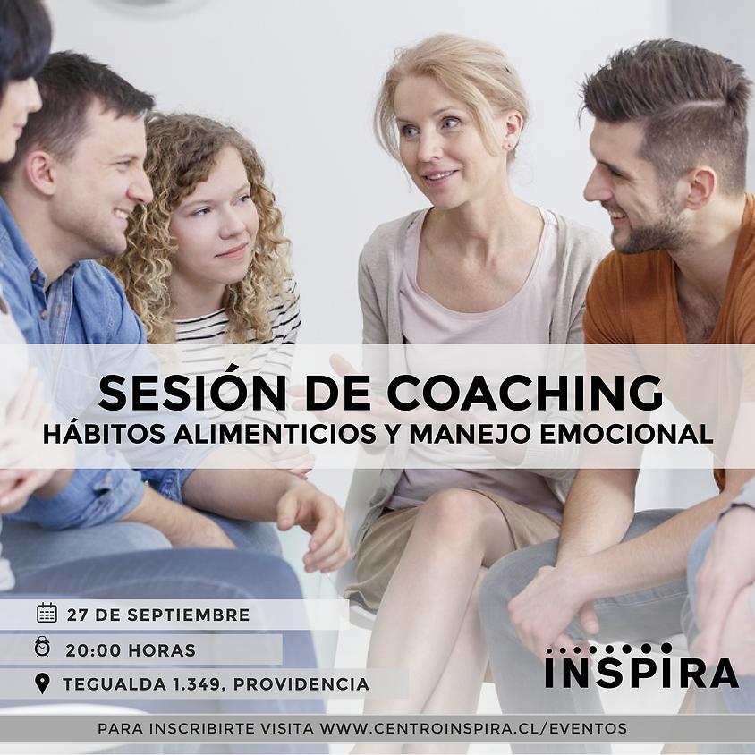 Sesión de Coaching: Hábitos Alimenticios y Manejo Emocional