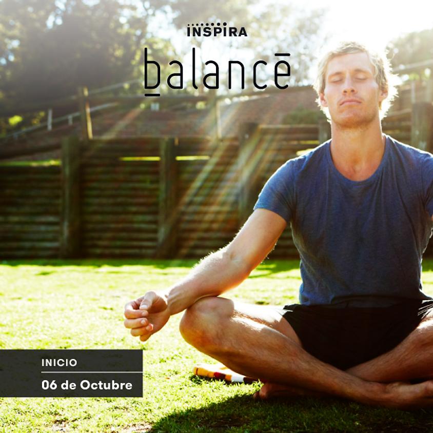 Programa Balance  Abril