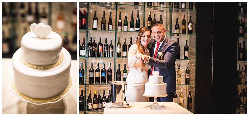 Fotografiranje vjenčane torte