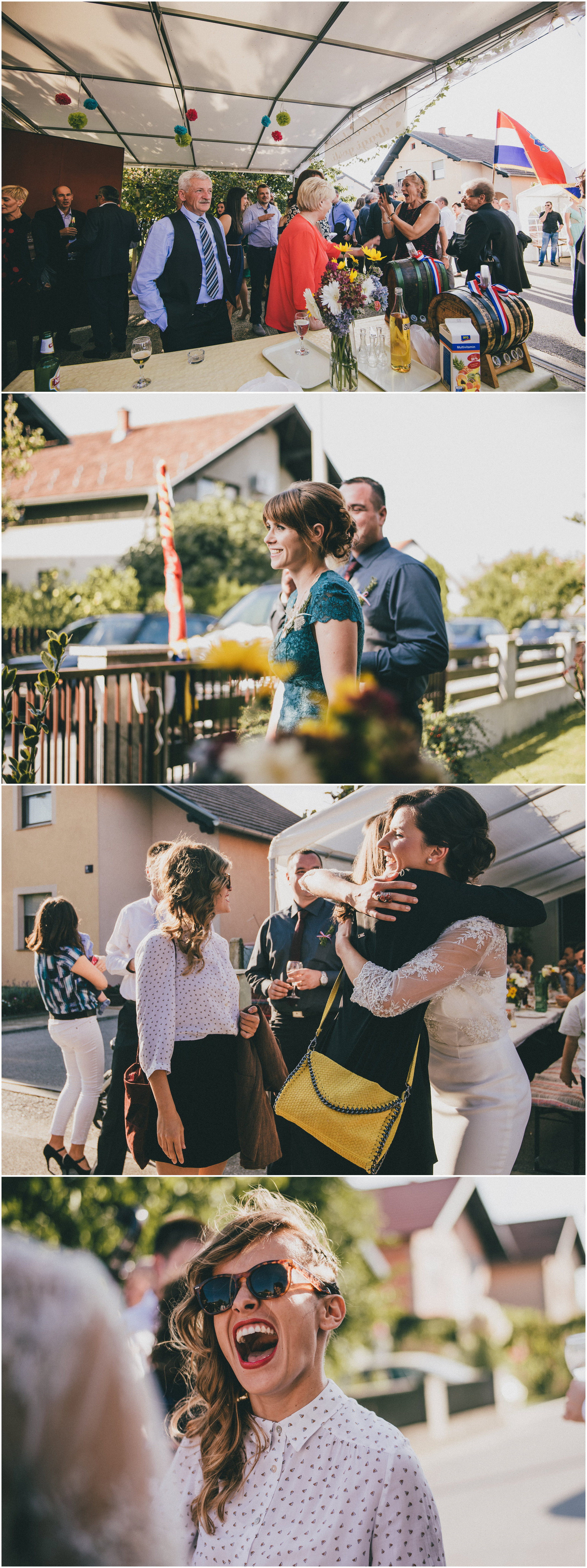 Gosti na vjenčanju