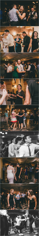 Ples gostiju na svadbenoj svečanosti
