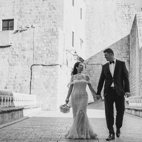 Iva & Dario | PhotoSession | Dubrovnik