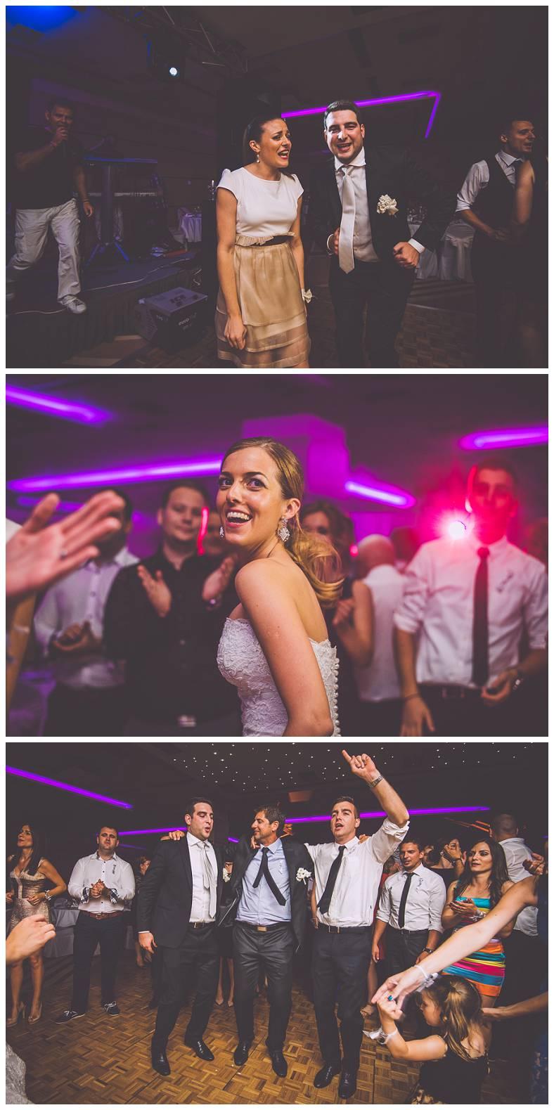 Ples gostiju na vječnanju