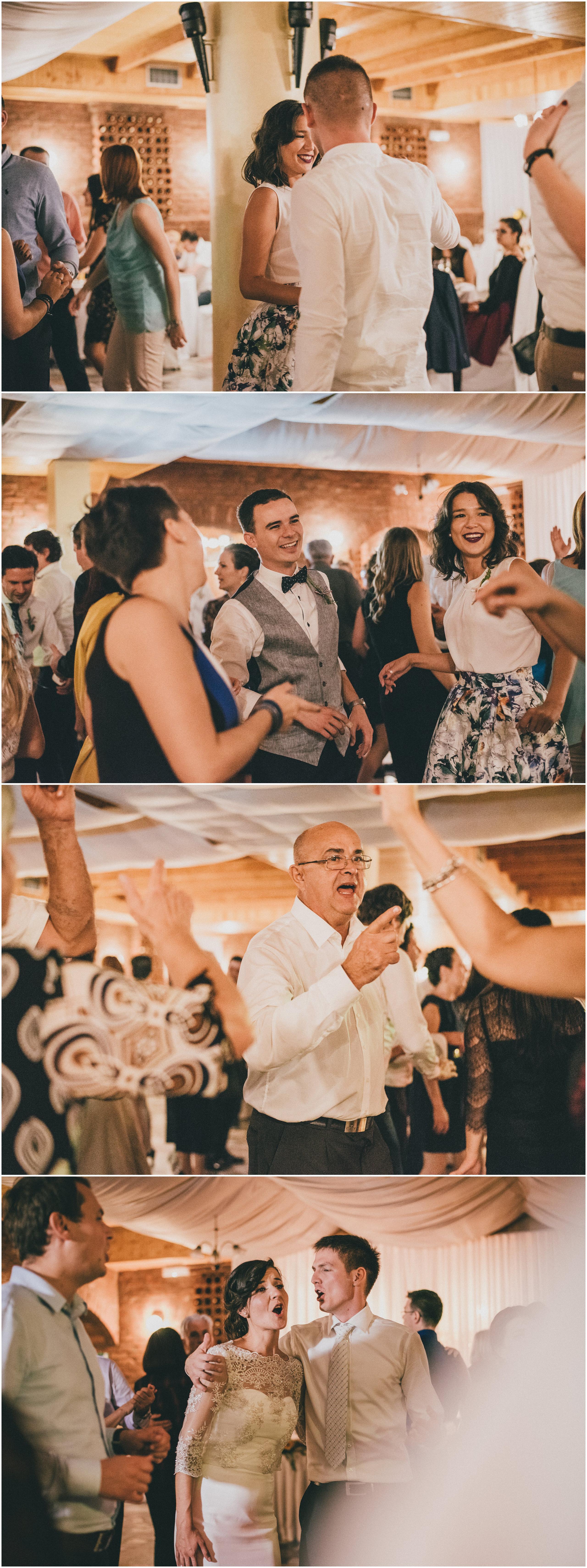 Ples u restoranu
