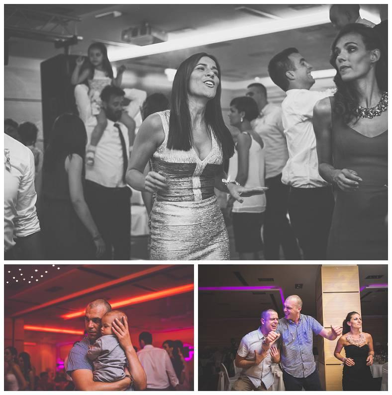 Ples gostiju na vjenčanju u Hotelu Antunović, fotografi za vječanja Zagreb
