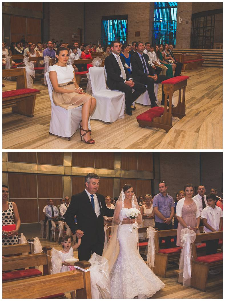 Obred vjenčanja u ckrvi, fotografi za vjenčanja